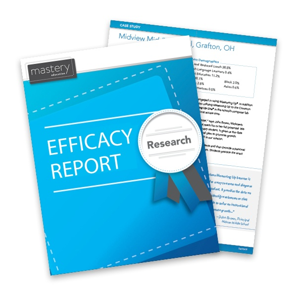 Efficacy Reports